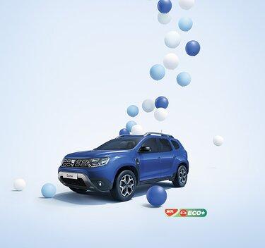 Dacia modellek LPG gázüzemmel