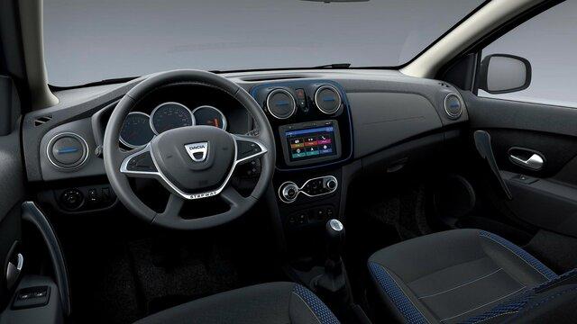 Dacia Logan MCV Stepway – 15<sup>th</sup> Celebration évfordulós limitált széria, külső dizájn