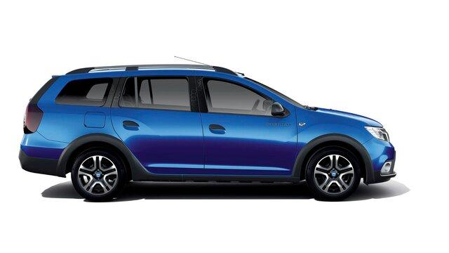 Dacia Logan MCV Stepway – 15<sup>th</sup> Celebration évfordulós limitált széria, oldalnézet