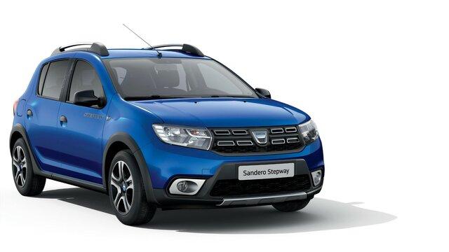 Dacia Lodgy 15th Celebration limitált széria