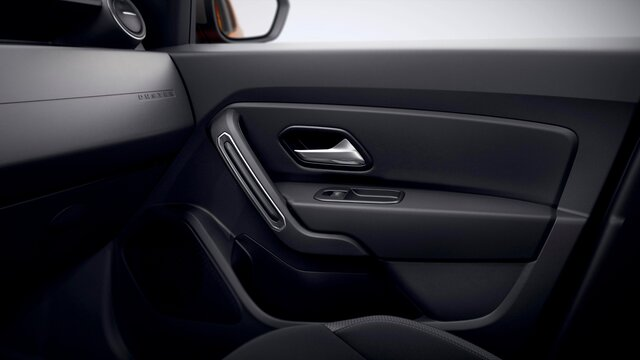 Dacia Duster electric windows