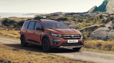 Dacia Jogger, auto monovolume 7 posti familiare versatile
