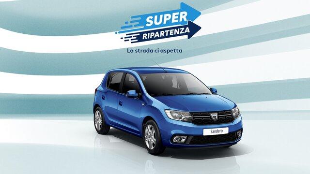 Dacia Sandero Stepway in offerta