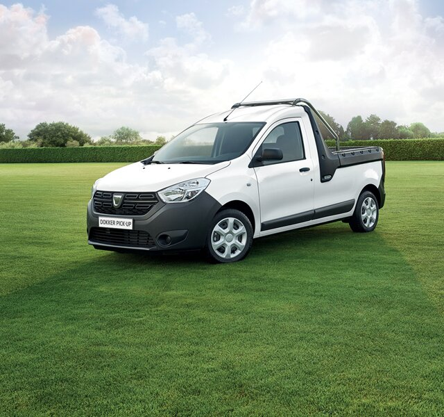 Dokker Pick-up - Offerta Veicoli Commerciali Dacia
