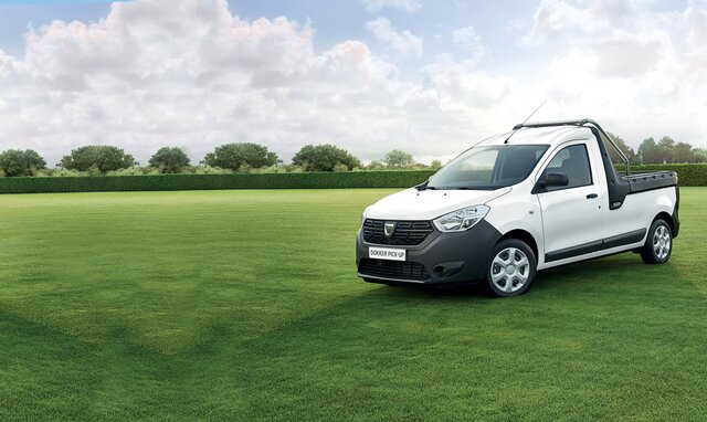 Offerta Dacia Dokker Pick-up