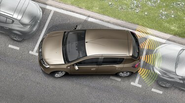 Radar parking posteriori