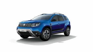 Dacia Duster 15° anniversario - Vista 3/4 anteriore