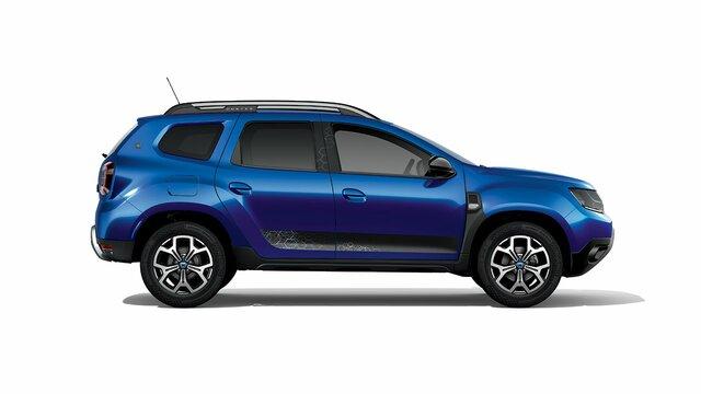 Dacia Duster 15° anniversario - Vista di profilo