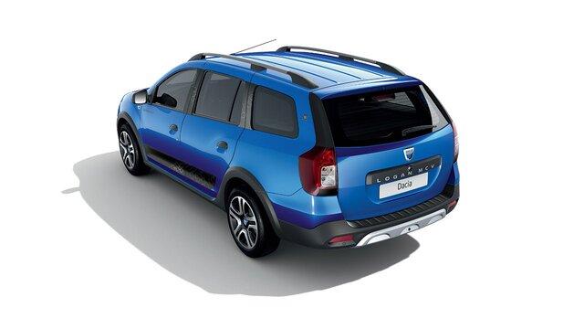 Dacia Logan MCV Stepway 15° anniversario - Vista 3/4 posteriore