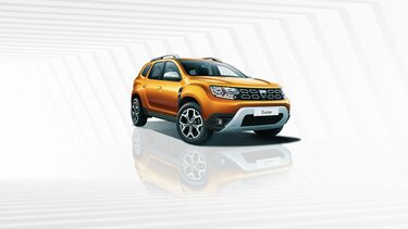 DUSTER SERIE LIMITATA PLUS​