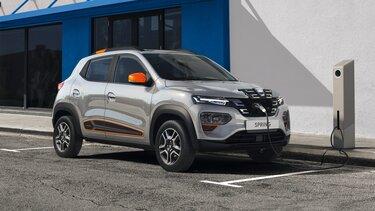 Nuova Dacia Spring 100% Elettrica