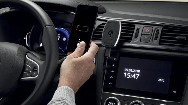 Dacia Nouveau Duster - Support tablette