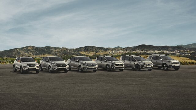 Dacia brand commitments