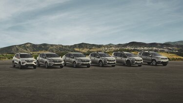 Zaveze znamke Dacia