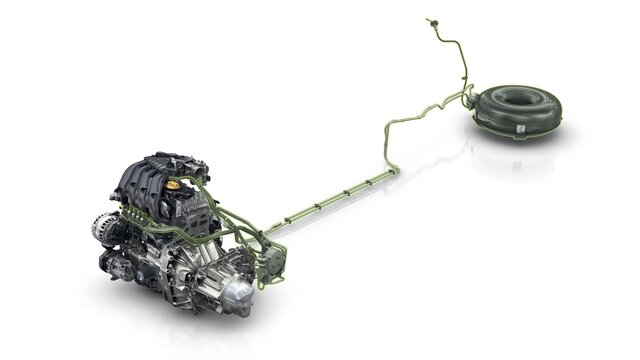Dacia ECO-G - how Dacia LPG engines operate