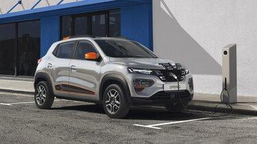 Dacia electrică - Spring