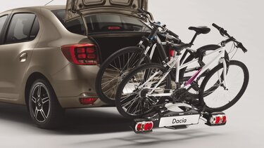 Dacia Logan MCV - nosič jízdních kol