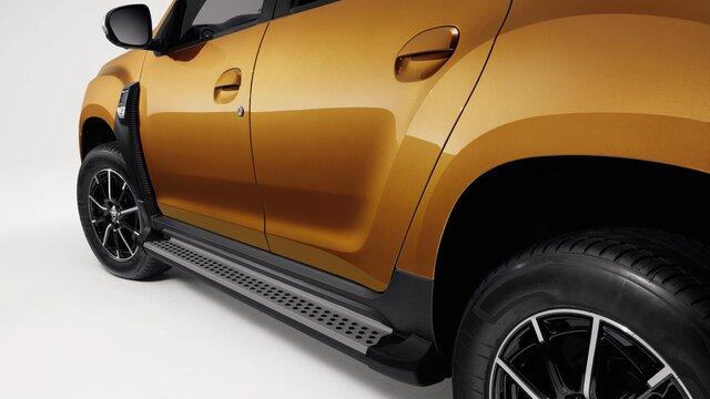 Nowa Dacia Duster - Stopnie