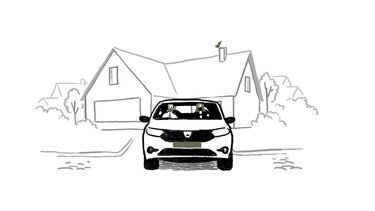 Essayer une voiture Dacia