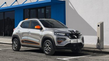 Recharge de Dacia Spring Electric