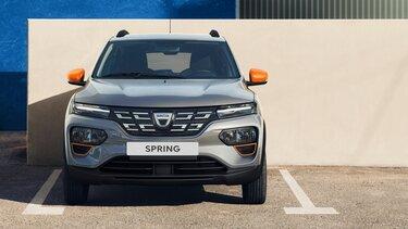 Dacia Spring – Libertà e mobilità