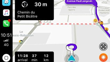 Dacia – Waze