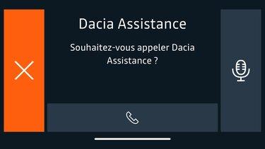 Assistenza - Dacia Media Control