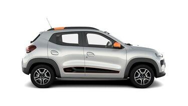 Aussenansicht des Dacia Spring Electric