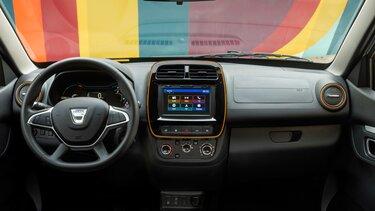 wyposażenie Dacia Spring Electric
