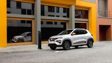 Book a test drive - Dacia Spring Electric