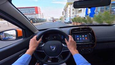 Dacia Sping - zmogljivost