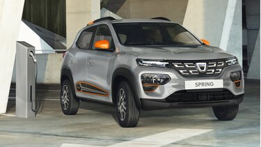 A Spring Electric külső megjelenése - elektromos Dacia városi kisautó
