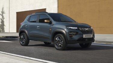 Spring- Elektrisches Stadtauto von Dacia