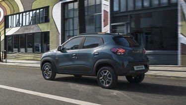 Spring Electric - vehicul de oraș electric Dacia