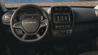 Nowa Dacia Spring wyposażenie