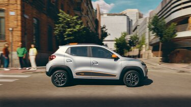 Nowa Dacia Spring wymiary i specyfikacje