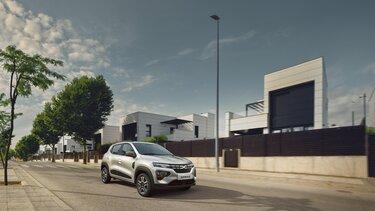 Novo Dacia Spring - modo Eco