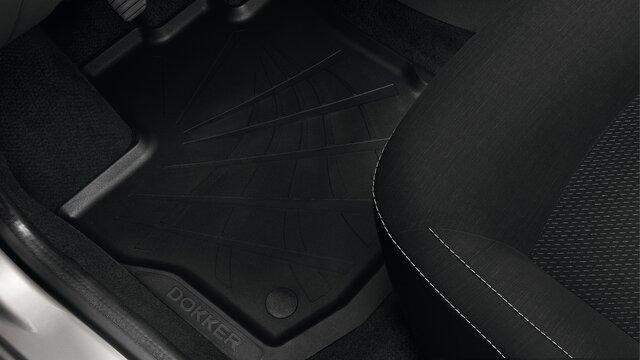Gumový koberec pro vůz Dokker Van