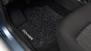 Tapis de sol textile Dacia Dokker Van