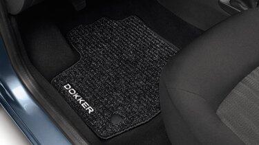 Dacia Dokker Van tekstilne patosnice