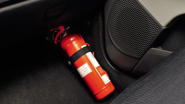 Sada hasicího přístroje pro vůz Dacia Dokker Van