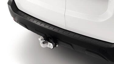 Dacia Dokker Van - cârlig de remorcare standard