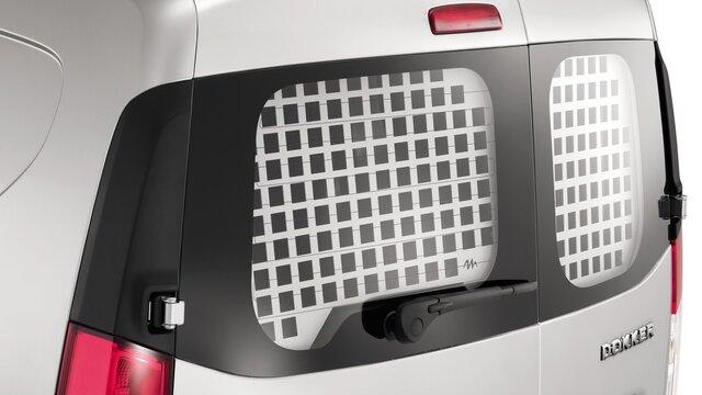 Griglie di protezione vetri Dacia Dokker Van
