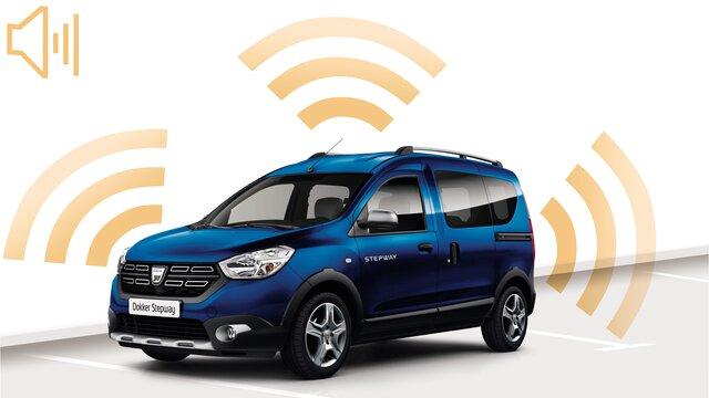 Alarm Dacia Dokker Van