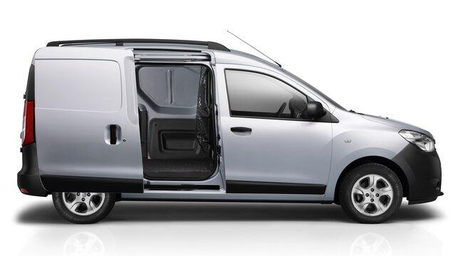 Dacia Dokker Express Abmessungen und technische Daten