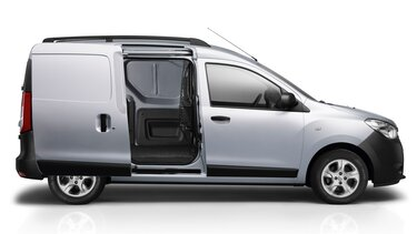 Dacia Dokker Van Dimensioni e specifiche