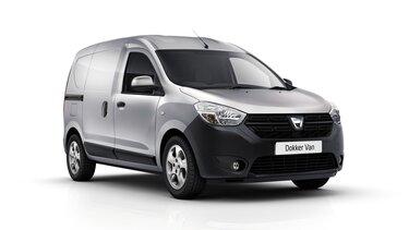 Dacia Dokker Van'ı keşfedin
