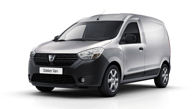 Ceny a verzie Dokker Van Dacia