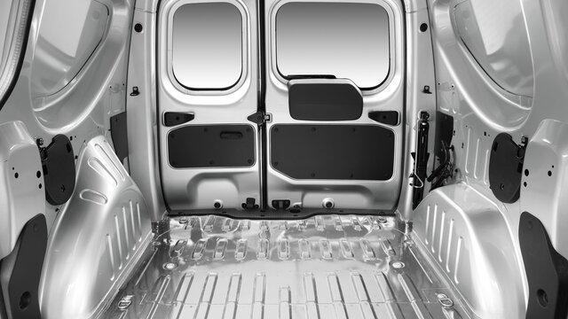 DOKKER Van – товарно отделение
