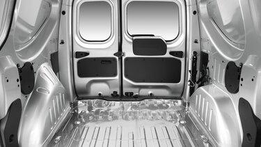 Dokker Van - spațiu de încărcare